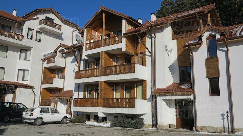 Апартаменты в Боровце, Болгария, 65 м2 - фото 1