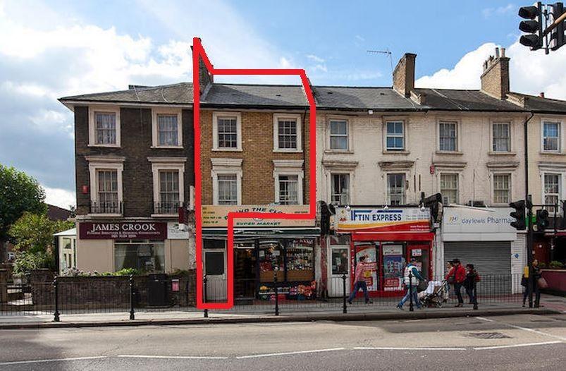 Доходный дом в Лондоне, Великобритания, 100 м2 - фото 1