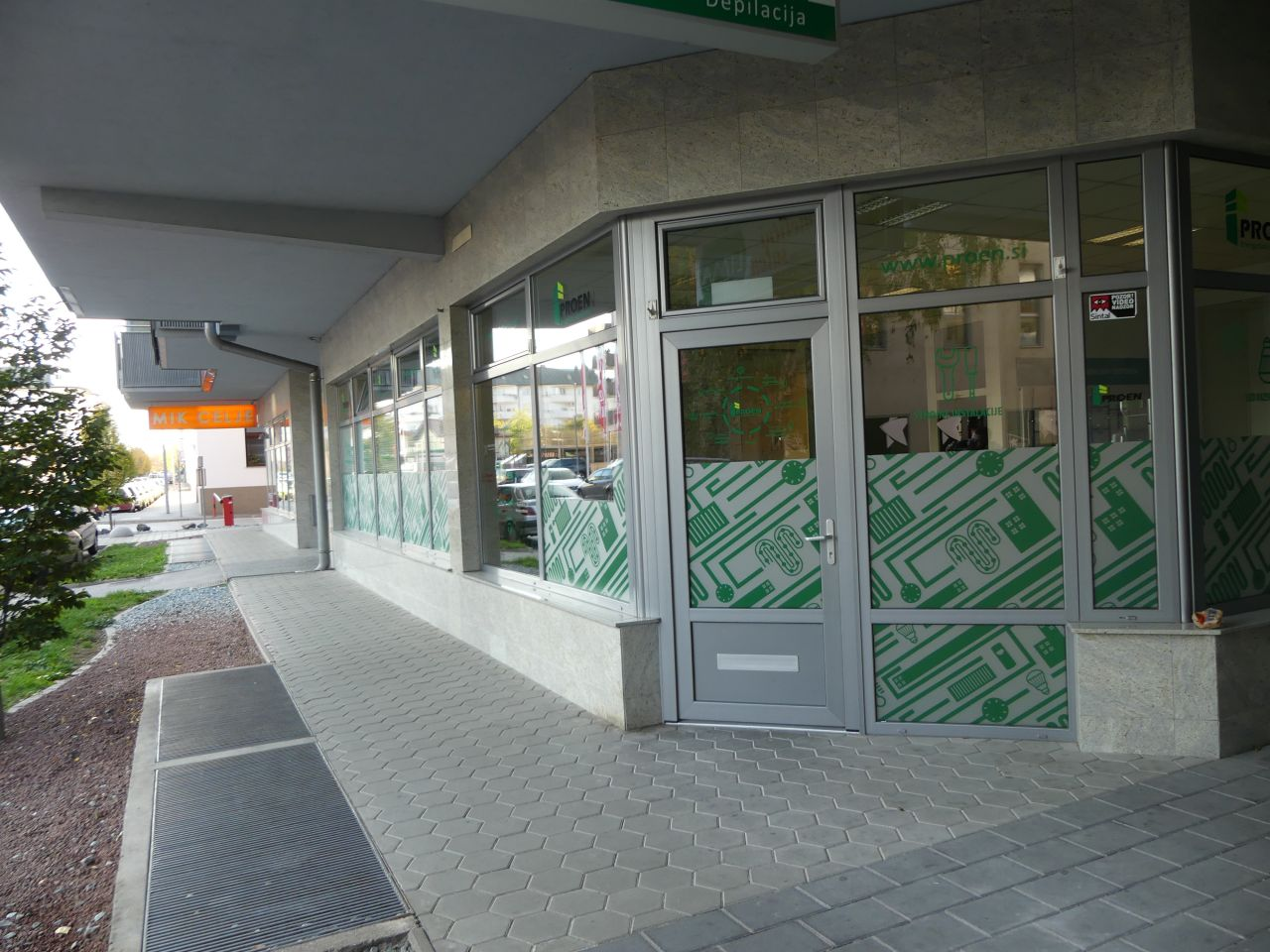 Офис в Мариборе, Словения, 120 м2 - фото 1
