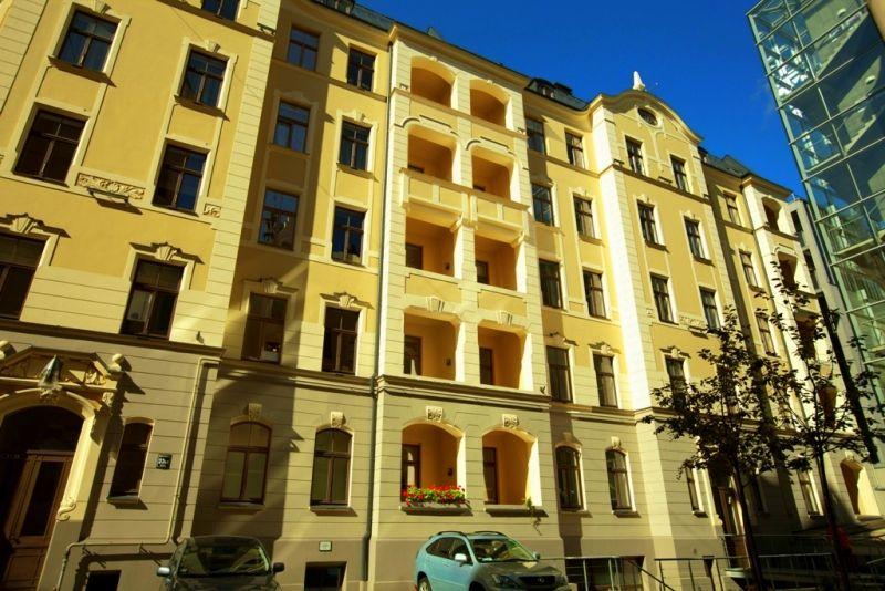 Апартаменты в Риге, Латвия, 164 м2 - фото 1