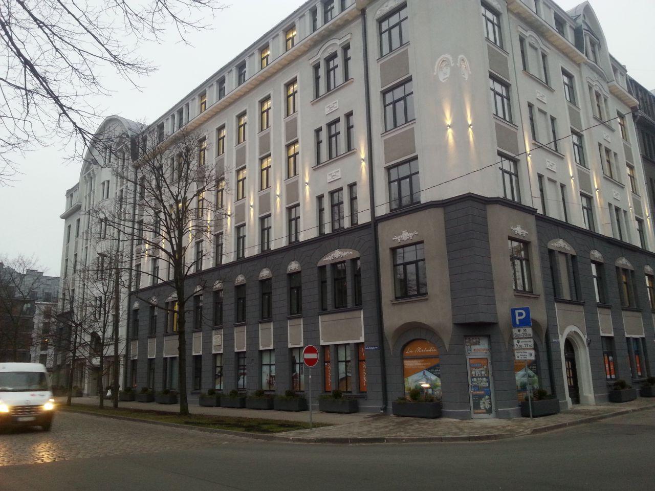 Апартаменты в Риге, Латвия, 95.5 м2 - фото 1