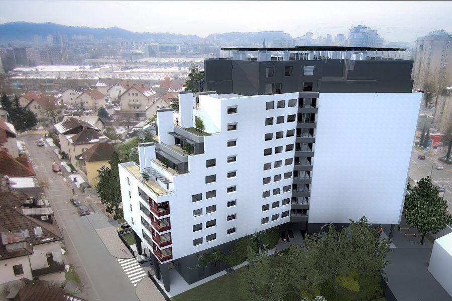 Коммерческая недвижимость в Любляне, Словения, 60.72 м2 - фото 3