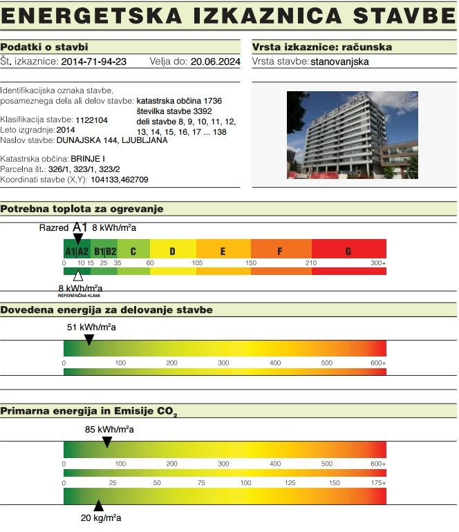 Коммерческая недвижимость в Любляне, Словения, 60.72 м2 - фото 5