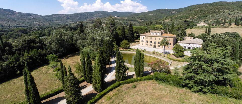 Вилла в Ареццо, Италия - фото 1