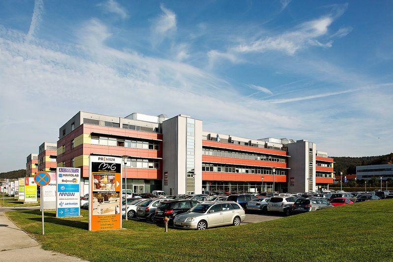 Офис в Любляне, Словения, 328 м2 - фото 1