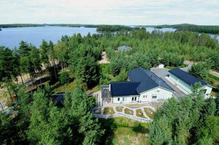 Дом в Пуумала, Финляндия, 193.5 м2 - фото 1