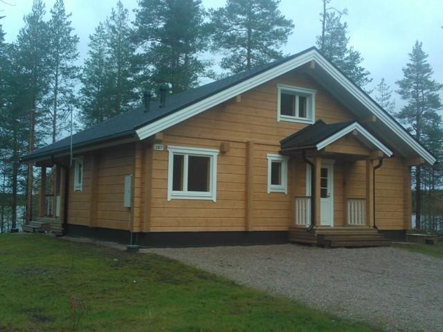 Дом в Руоколахти, Финляндия, 78.9 м2 - фото 1