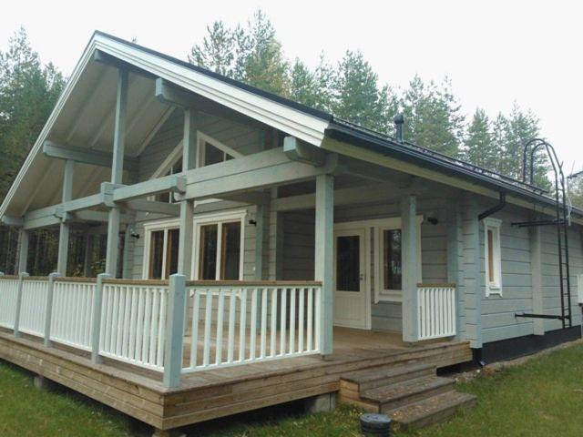 Дом в Руоколахти, Финляндия, 95.1 м2 - фото 1