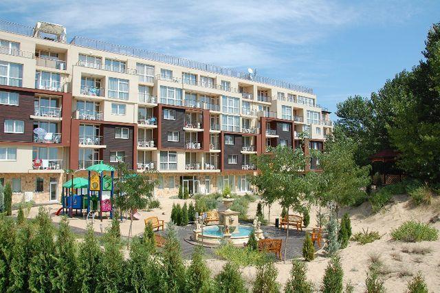 Апартаменты на Солнечном берегу, Болгария, 46 м2 - фото 1