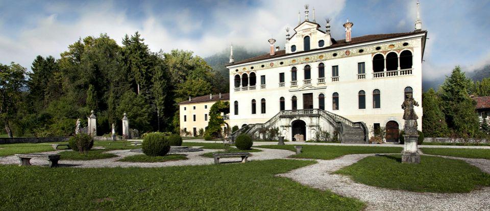 Вилла в Венето, Италия, 3960 м2 - фото 1