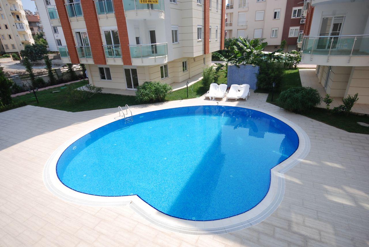 Квартира в Анталии, Турция, 50 м2 - фото 1