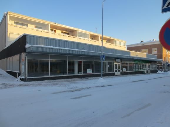 Магазин в Иматре, Финляндия, 569 м2 - фото 1
