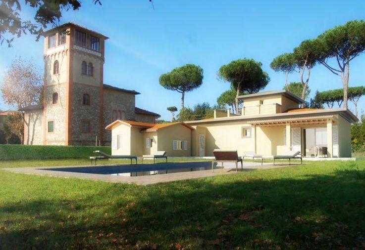 Дом под реконструкцию в Марина ди Пьетрасанта, Италия, 352 м2 - фото 1