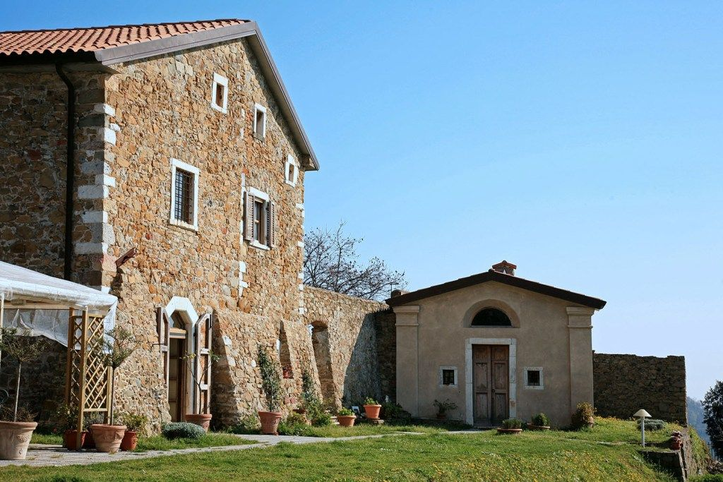 Casa a Carrara nel sud