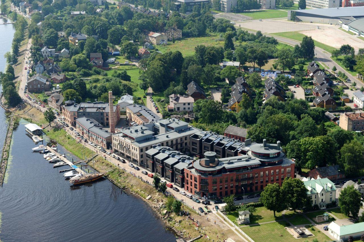 Апартаменты в Риге, Латвия, 81.2 м2 - фото 1