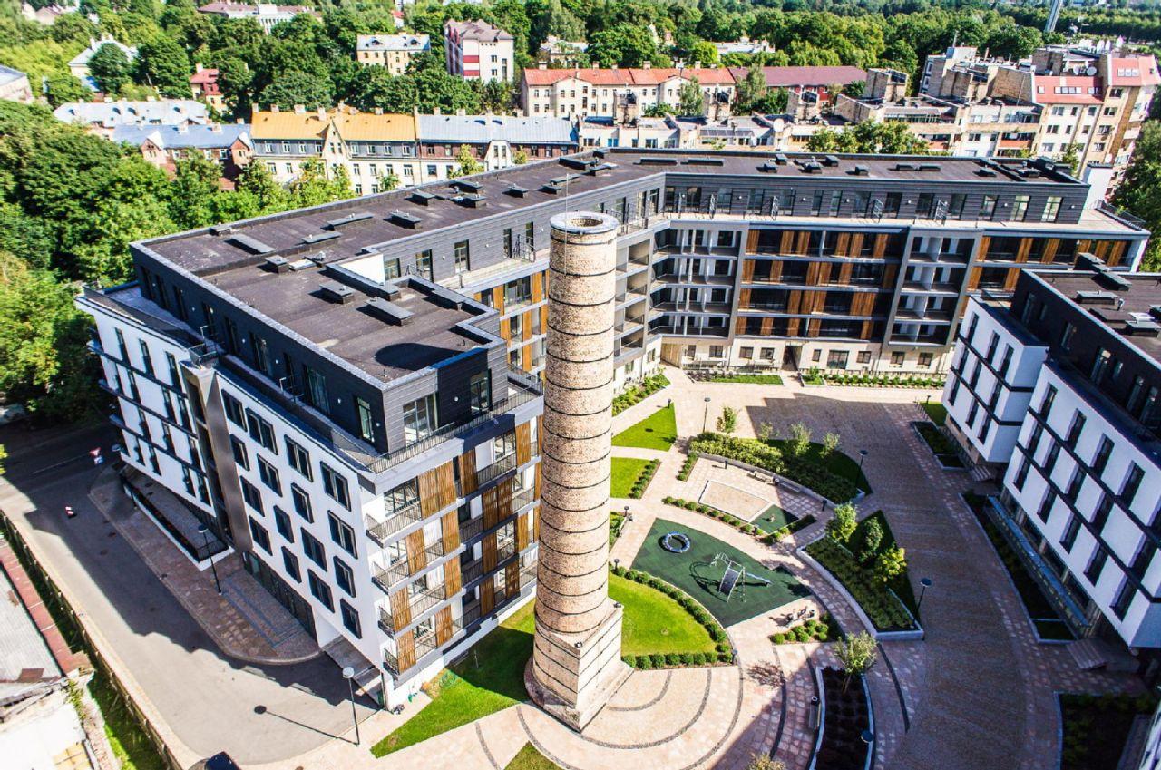 Квартира в Риге, Латвия, 47.7 м2 - фото 1