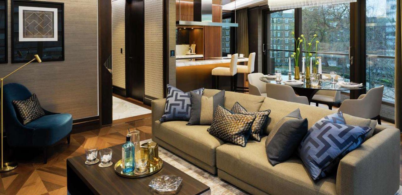 Апартаменты в Лондоне, Великобритания, 183 м2 - фото 1