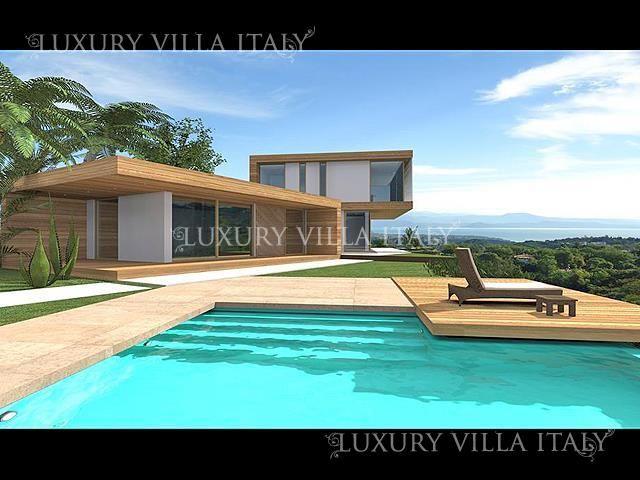 Дом у озера Гарда, Италия, 279 м2 - фото 1