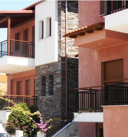 Квартира на Афоне, Греция, 50 м2 - фото 1