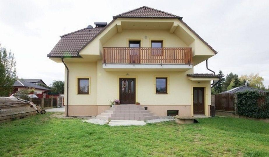 Дом в Праге, Чехия, 210 м2 - фото 1