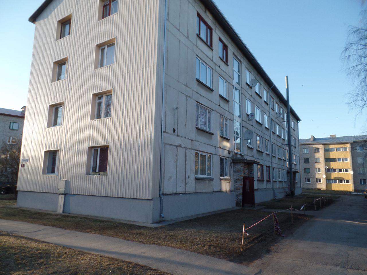 Квартира в Ида-Вирумаа, Эстония, 38.8 м2 - фото 1