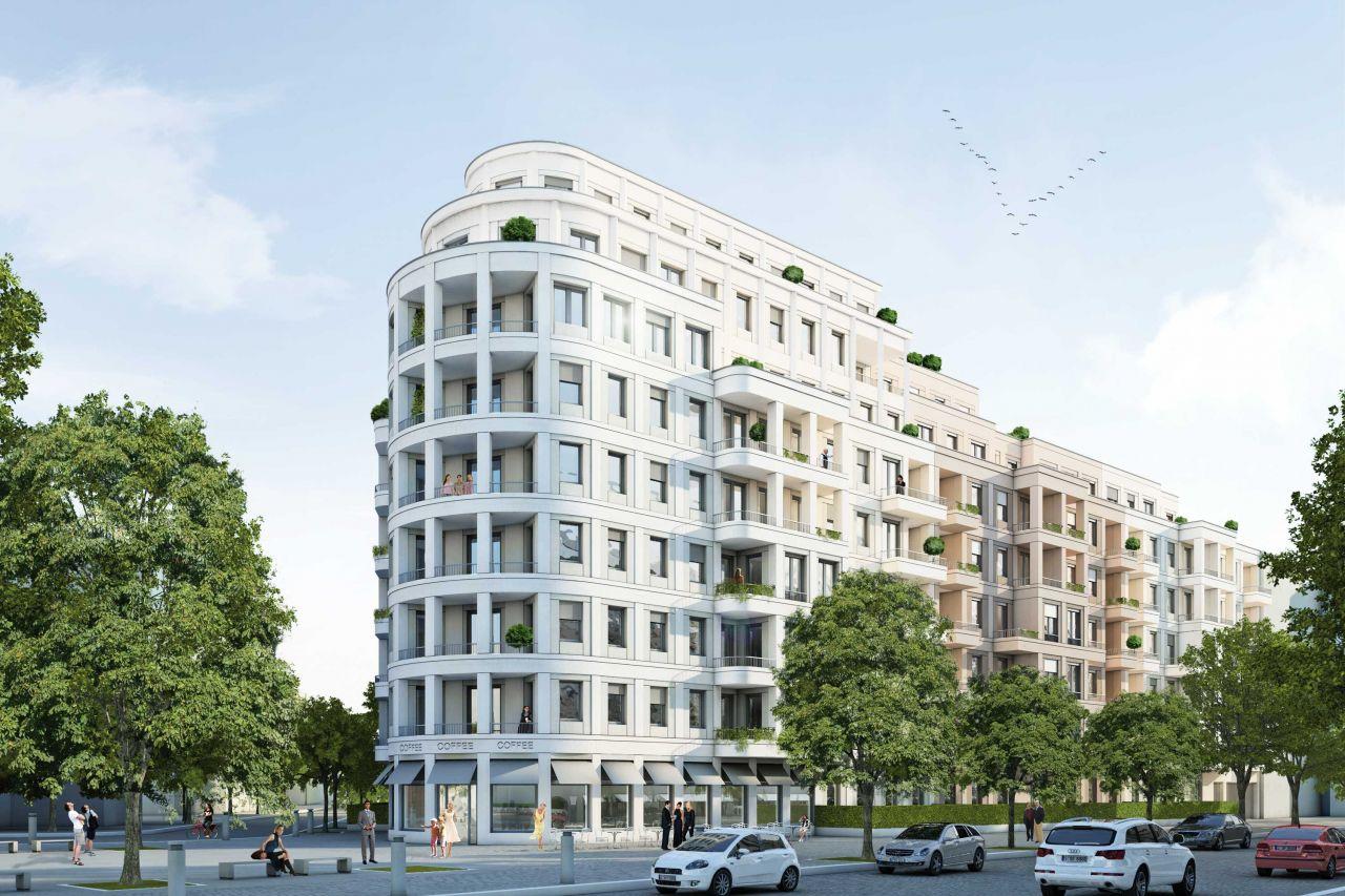 Квартира в Берлине, Германия, 124.86 м2 - фото 1