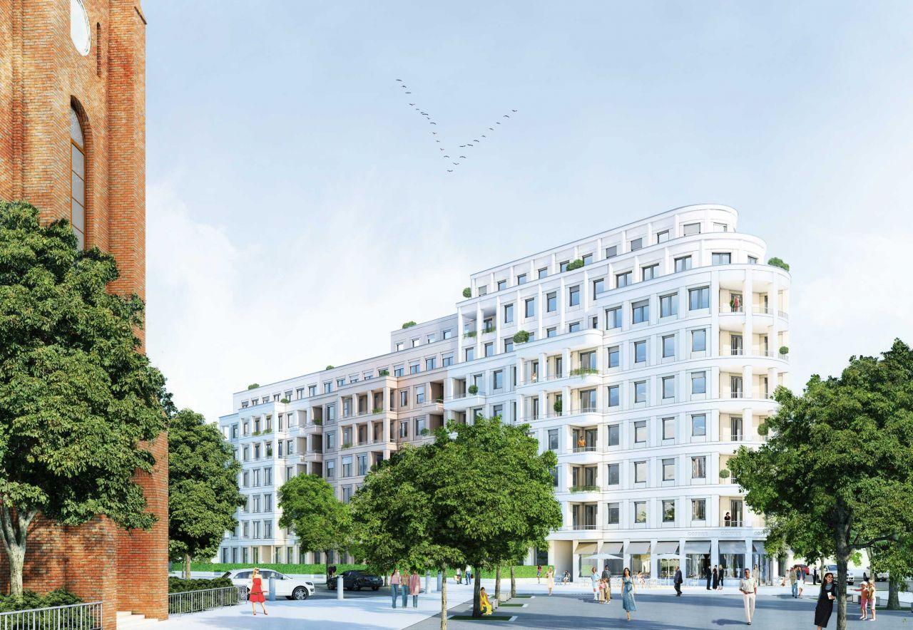 Квартира в Берлине, Германия, 71.47 м2 - фото 1