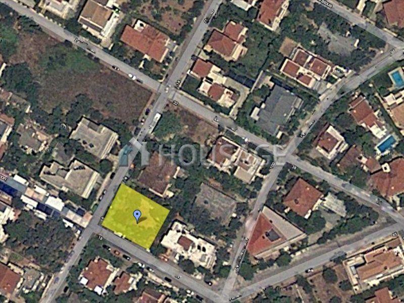 Земля в Аттике, Греция, 655 м2 - фото 1