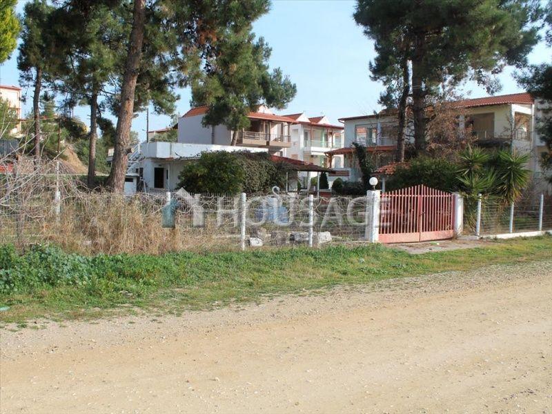Земля в Ситонии, Греция, 1037 м2 - фото 1