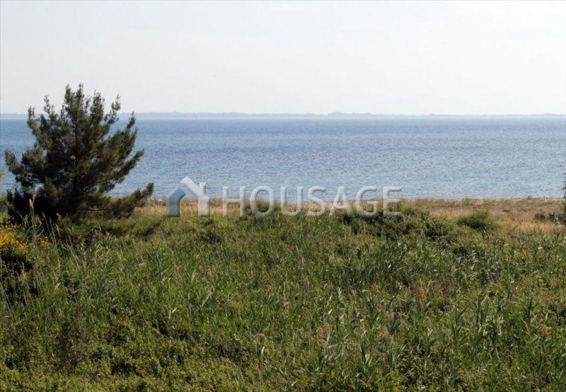 Земля в Ситонии, Греция, 4934 м2 - фото 1