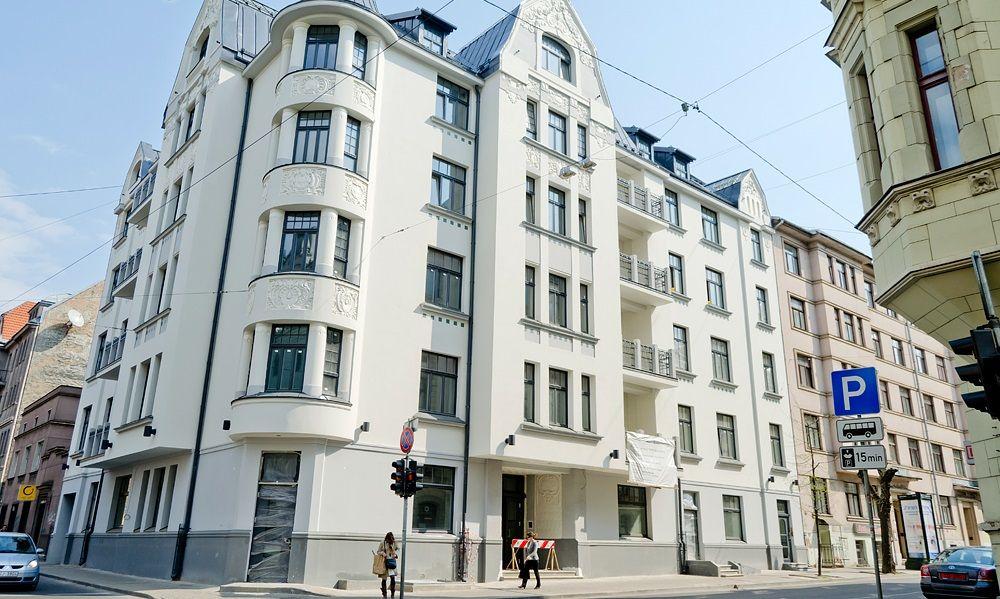 Апартаменты в Риге, Латвия, 86 м2 - фото 1