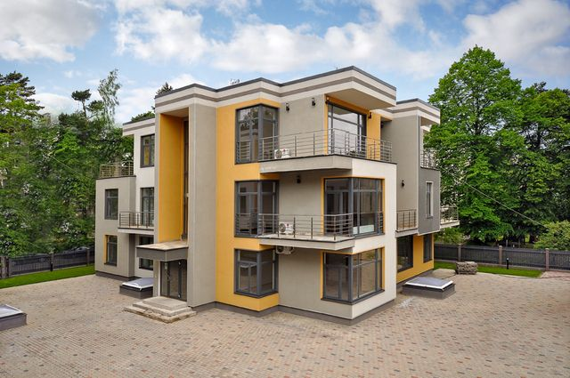 Апартаменты в Юрмале, Латвия, 137 м2 - фото 1