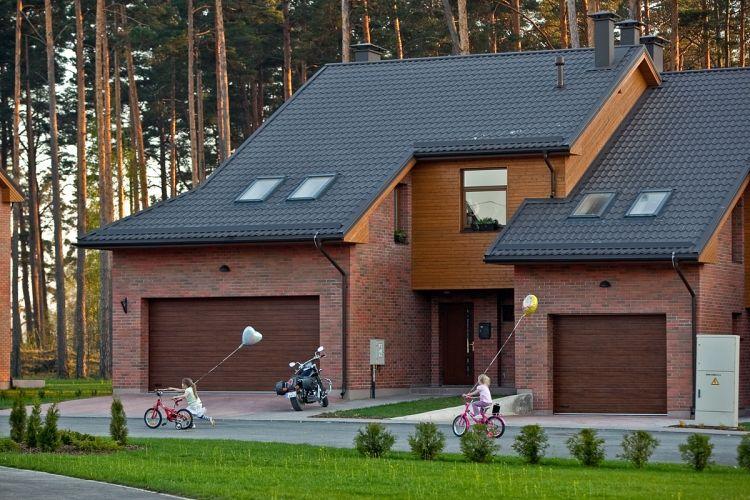 Дом Сужи, Латвия, 200 м2 - фото 1