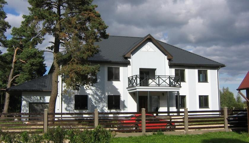 Дом в Риге, Латвия, 1850 сот. - фото 1