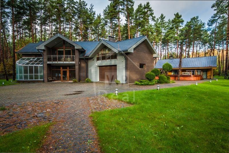 Дом в Юрмале, Латвия, 553 м2 - фото 1