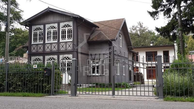 Дом в Юрмале, Латвия, 738 м2 - фото 1