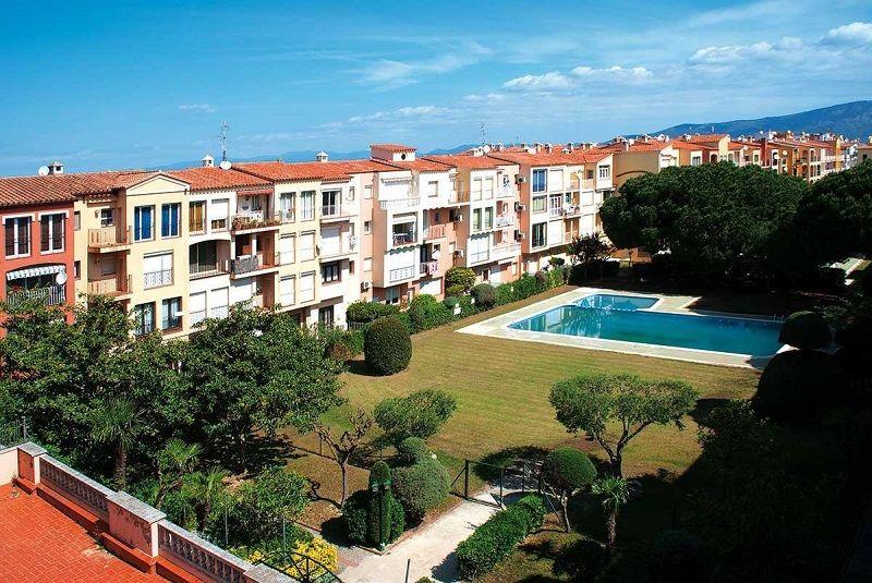 Апартаменты на Коста-Брава, Испания, 36.7 м2 - фото 1