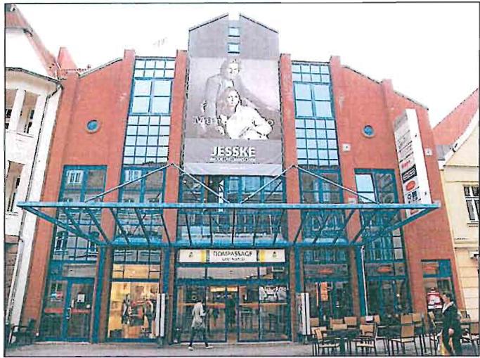 Магазин в Мекленбурге-Передней Померании, Германия, 21200 м2 - фото 1