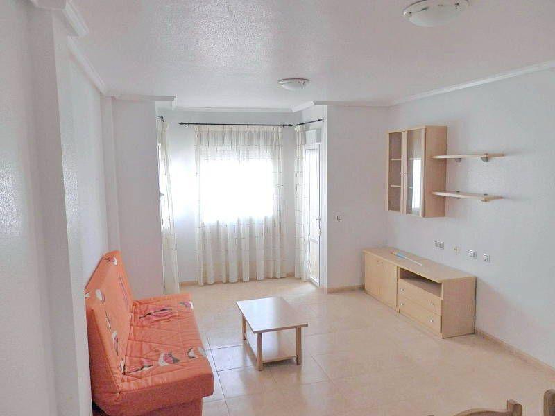 Однокомнатная квартира испания
