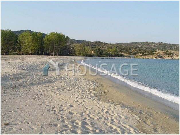 Земля в Ситонии, Греция, 5600 м2 - фото 1