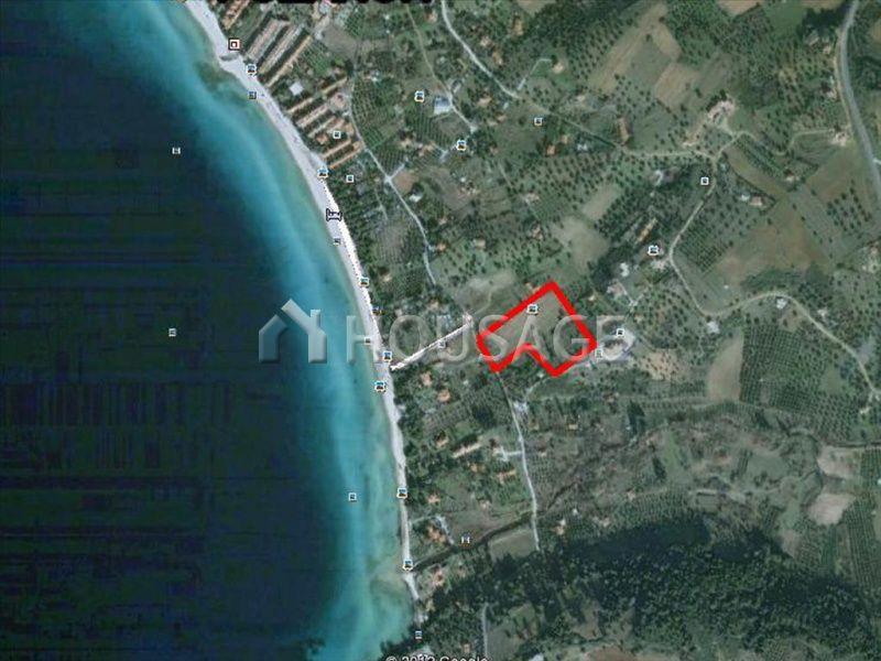 Земля в Ситонии, Греция, 15000 м2 - фото 1