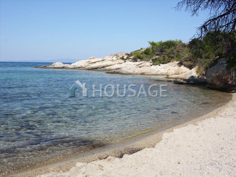 Земля в Ситонии, Греция, 2550 м2 - фото 1
