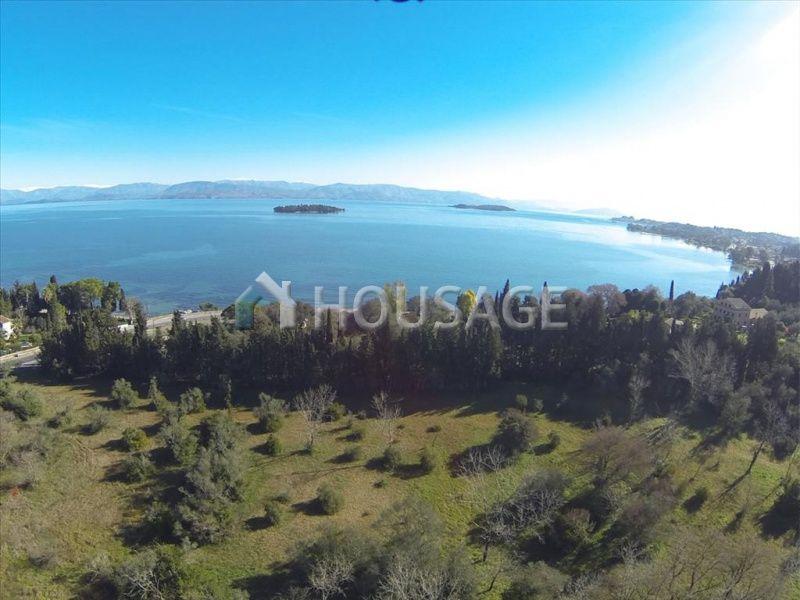 Земля на Керкире, Греция, 11000 м2 - фото 1