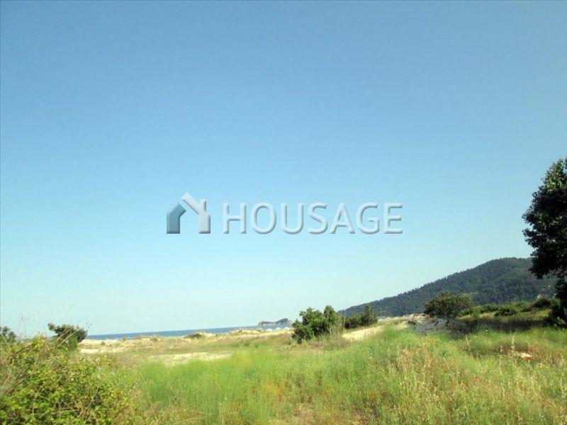 Земля на Тасосе, Греция, 1160 м2 - фото 1