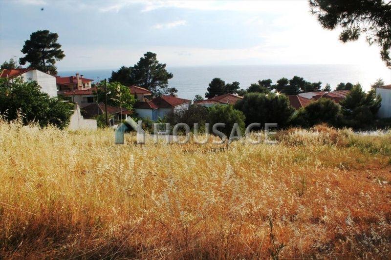 Земля на Кассандре, Греция, 1270 м2 - фото 1