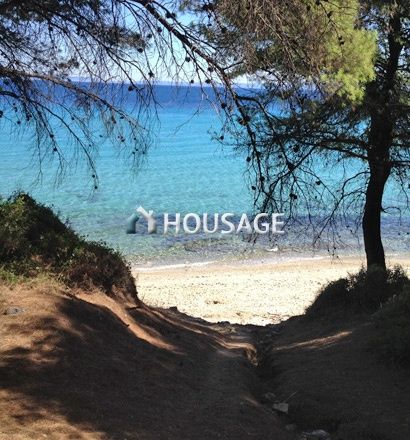 Земля на Кассандре, Греция, 12000 м2 - фото 1