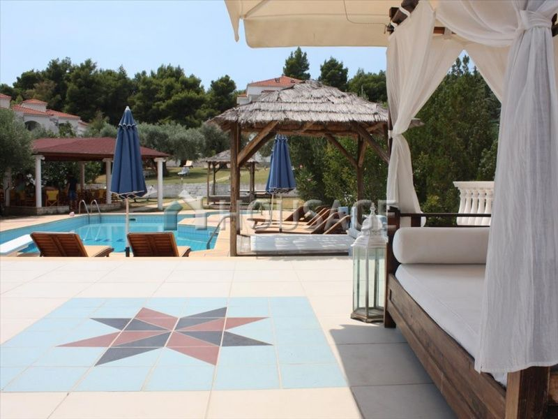 Отель, гостиница в Ситонии, Греция, 550 м2 - фото 1