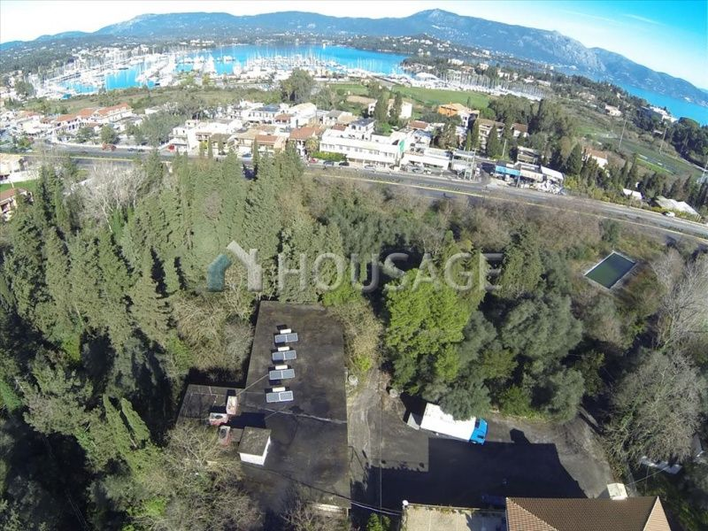 Отель, гостиница на Керкире, Греция, 1000 м2 - фото 1