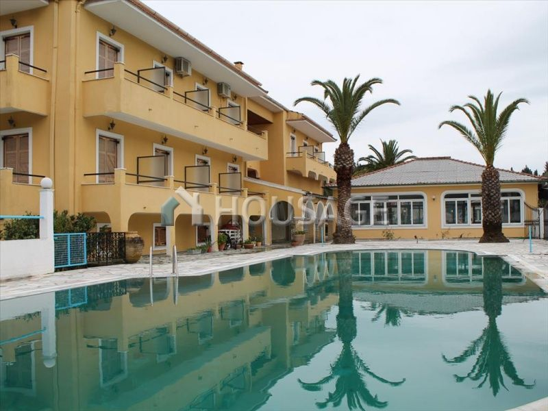Отель, гостиница на Керкире, Греция, 1130 м2 - фото 1