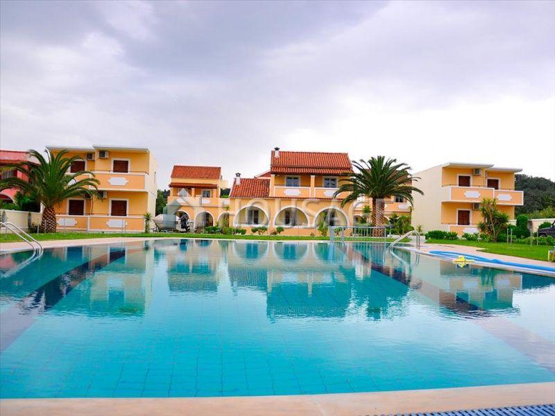 Отель, гостиница на Керкире, Греция, 800 м2 - фото 1